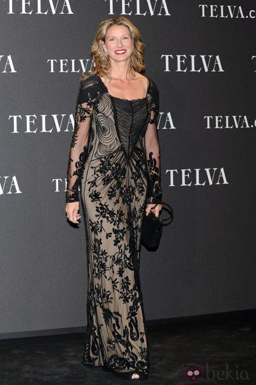 Look de Anne Igartiburu en los Premios T de Moda de Telva 2011