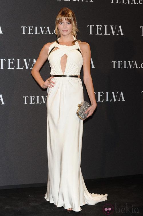 Look de Cristina Tossío en los Premios T de Moda de Telva 2011