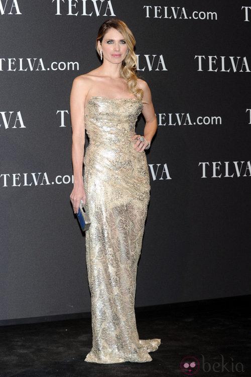 Look de Vanessa Romero en los Premios T de Moda de Telva 2011