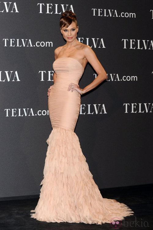 Look de Juncal Rivero en los Premios T de Moda de Telva 2011