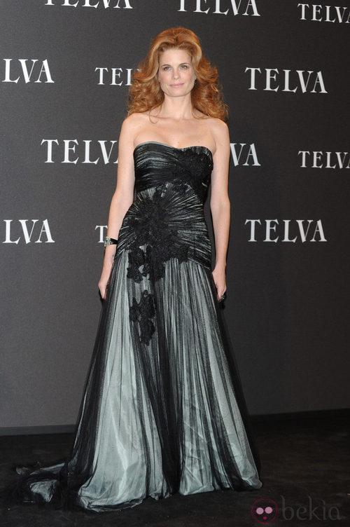 Look de Olivia de Borbón en los Premios T de Moda de Telva 2011