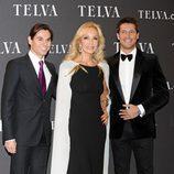 Look de Carmen Lomana en los Premios T de Moda de Telva 2011