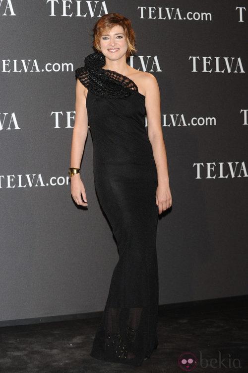Look de Sandra Barneda en los Premios T de Moda de Telva 2011