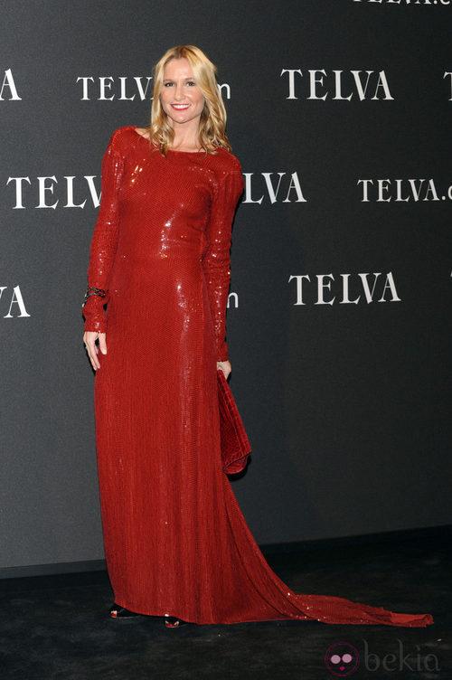 Look de Fiona Ferrer en los Premios T de Moda de Telva 2011