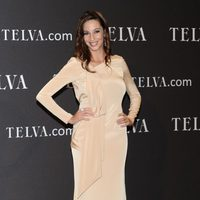 Look de Almudena Cid en los Premios T de Moda de Telva 2011