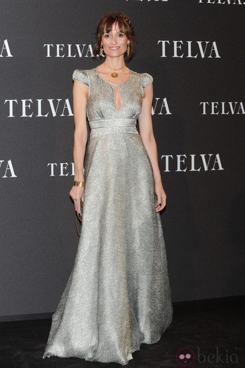 Look de Laura Pamplona en los Premios T de Moda de Telva 2011