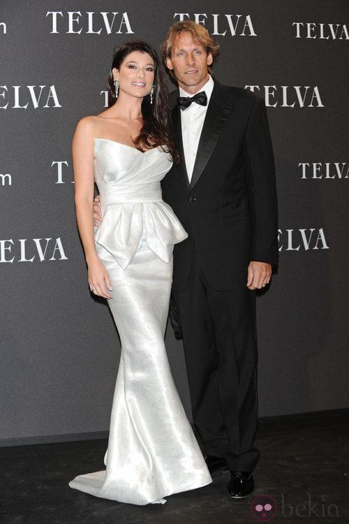 Look de Sonia Ferrer en los Premios T de Moda de Telva 2011