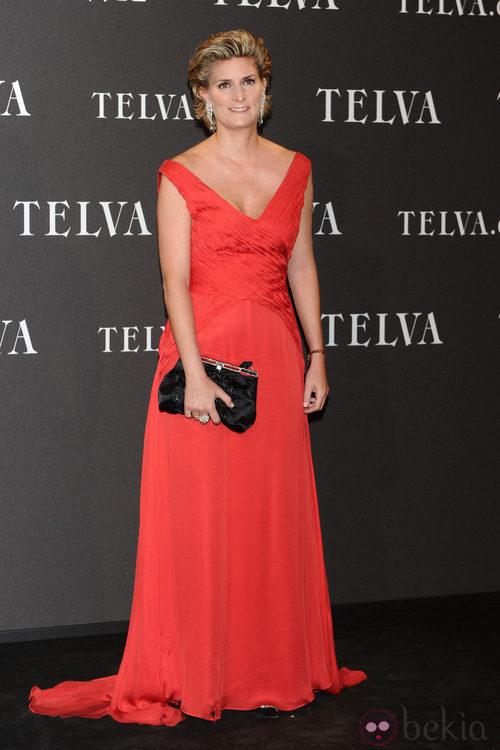 Look de María Zurita en los Premios T de Moda de Telva 2011