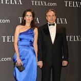 Look de Lola Marceli en los Premios T de Moda de Telva 2011