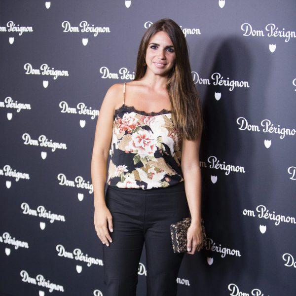 Elena Furiase Con Un Look Informal En La Fiesta De La
