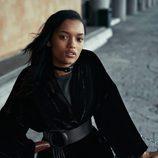 Cinturón ancho negro de la colección de Zana Bayne para & Other Stories