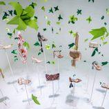 Complementos nude de la colección primavera/verano 2017 de Jimmy Choo