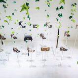 Carteras y sandalias de la colección primavera/verano 2017 de Jimmy Choo
