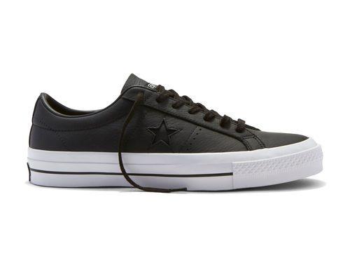 Sneakers negras de Converse otoño/invierno 2016/2017