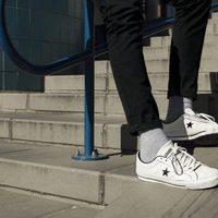 Zapatillas 'One Star Leather' de Converse otoño/invierno 2016/2017