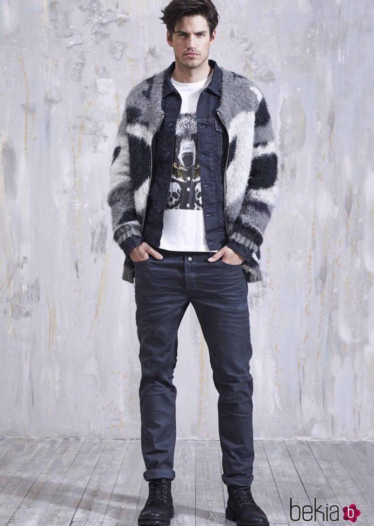 Jersey de lana de Replay otoño/invierno 2016/2017