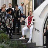 Los chicos 'millennials' en en la nueva campaña primavera/verano 2017 de Dolce & Gabbana