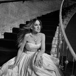 Sarah Jessica Parker en la campaña de su nueva colección de joyas con Kat Florence