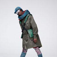 Pantalones animal print de la colección 'Kenzo x H&M'