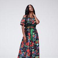Vestido largo de la colección 'Kenzo x H&M'