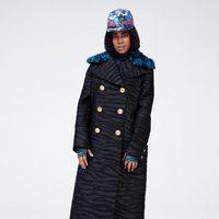 Abrigo de estilo navy de la colección 'Kenzo x H&M'