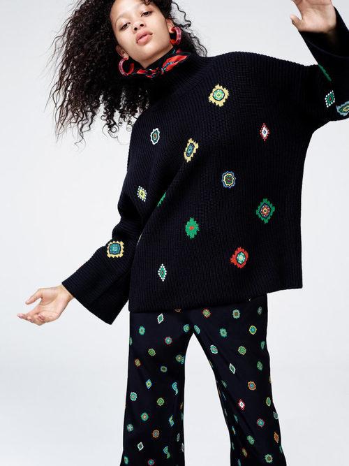 Vestuario pijamero de la colección 'Kenzo x H&M'
