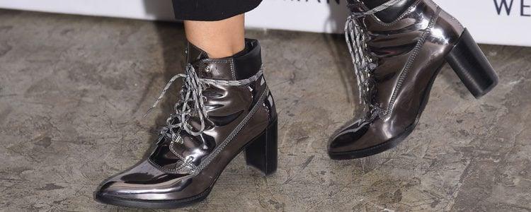 Botines 'Gigi Boot' de Stuart Weitzman diseñados por Gigi Hadid