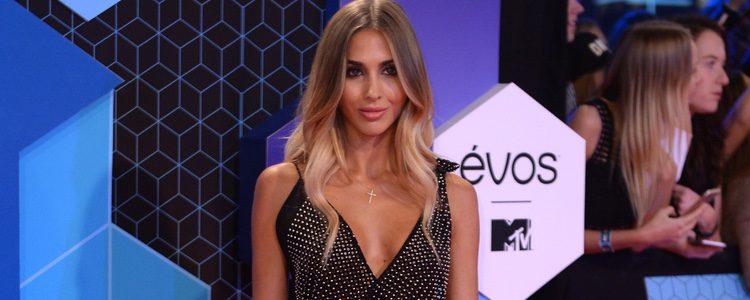 Ann-Kathrin Bröemmel con un look sexy en los MTV EMA 2016