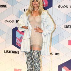 Las mejor y peor vestidas de los MTV EMA 2016