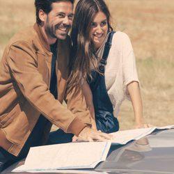 Campaña otoño/invierno 2016/2017 de Esprit protagonizada por Gala González y Miguel Carrizo