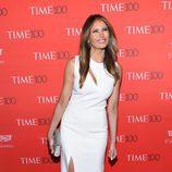 Melania Trump en la gala 'TIME 100' 2016 en Nueva York