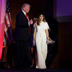 Análisis de estilo de Melania Trump: de top model a Primera Dama