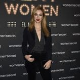 Marta Hazas con un look rocky en el musical 'We are sexy women' de Women'secret