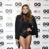 Sophia Thomalla con un total look black en los Premios GQ Hombre del Año en Berlín