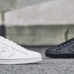 Colección 'Pro Leather '76' de Converse en colaboración con Nike