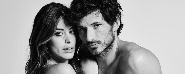 Dulceida y Andrés Velencoso como imagen de Carmela Shoes