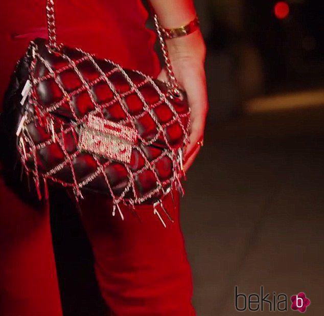 Bolso rojo de la nueva colección de Michael Kors