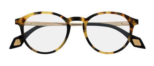 Gafas de montura redonda de la colección 'Vista 2016' de Carolina Herrera