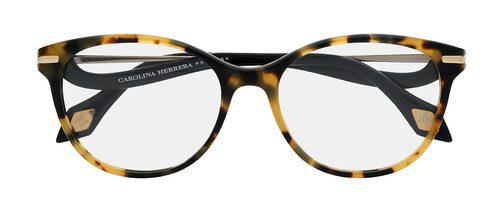 Gafas de diseño elegante de la colección 'Vista 2016' de Carolina Herrera