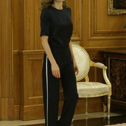 Los looks working girl de la Reina Letizia