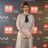 Blanca Suárez con un look retro en el Festival Mim Series en Madrid
