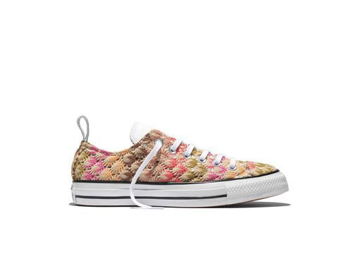 Sneakers de colores de Converse y Missoni otoño/invierno 2016/2017