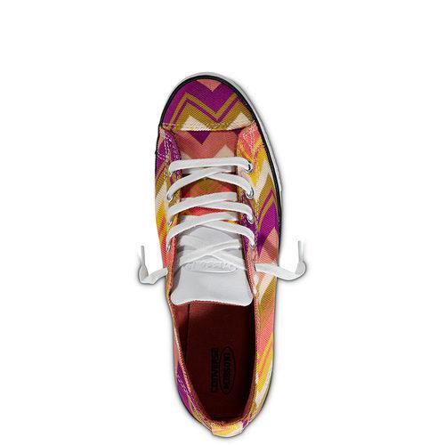 Sneakers bajas de Converse y Missoni otoño/invierno 2016/2017
