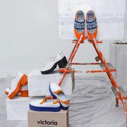 Colección 'Work' de Victoria en colaboración con Andrea Crews