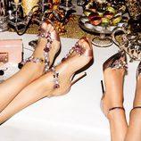 Sandalias y tacones de Jimmy Choo colección Crucero 2017