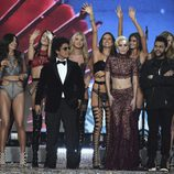 Lady Gaga, Bruno Mars y The Weekend con los ángeles del Victoria's Secret Fashion Show 2016