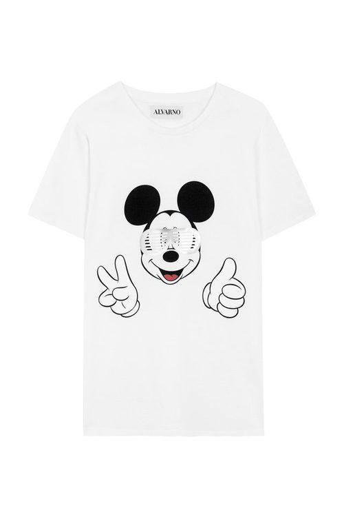 Camiseta solidaria de Alvarno para la Fundación Aladina