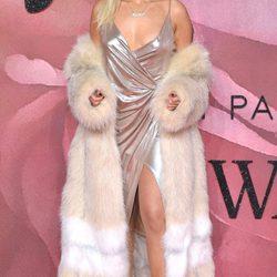 Los looks de la alfombra roja de los British Fashion Awards 2016