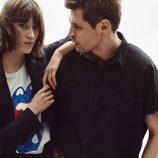 Vestuario de la colección limitada de los Rolling Stones de Zara
