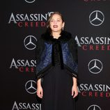 Marion Cotillard con un look black en la premiere de 'Assassin's Creed' en Nueva York